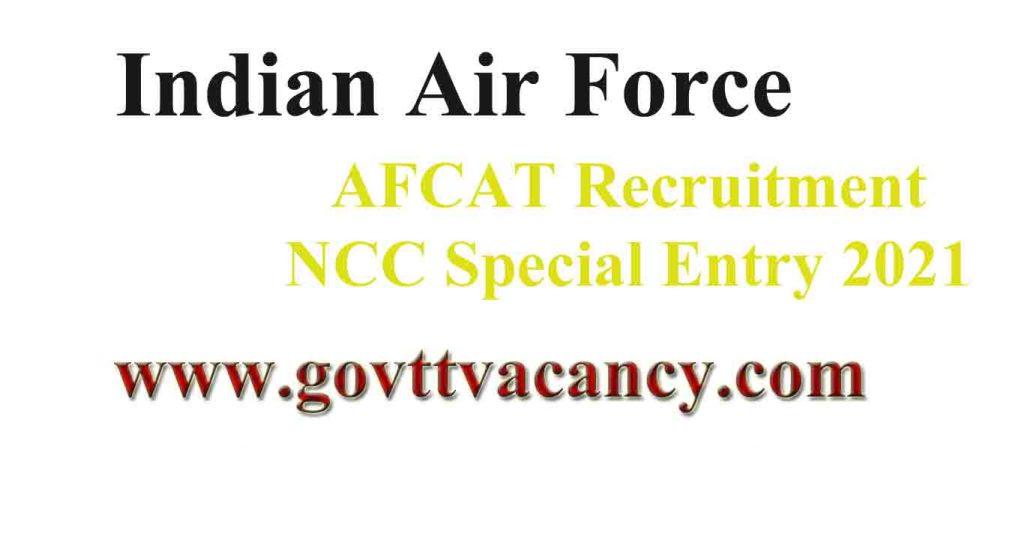 afcat recruitment